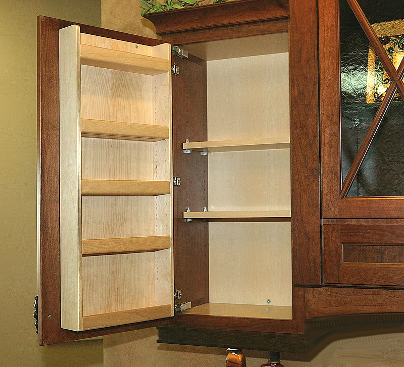 Spice Rack Cabinetry