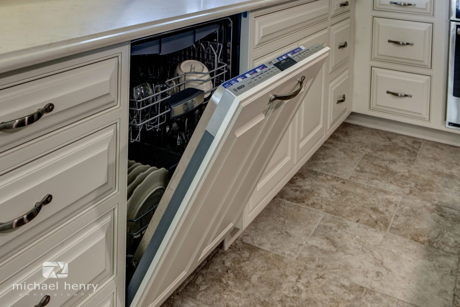 Dishwasher in new Kitchen