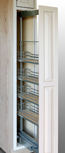 Tall Cabinet Pull Outs
