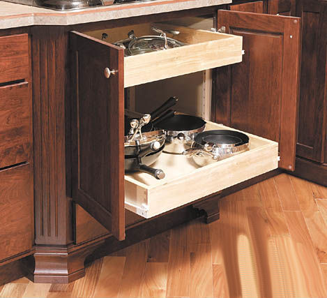 Pots & Pans Drawers