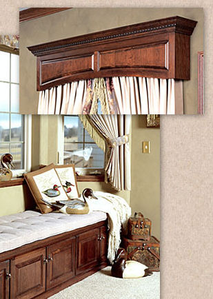 Curtain Valance Options