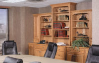 Shelving for Conference Room