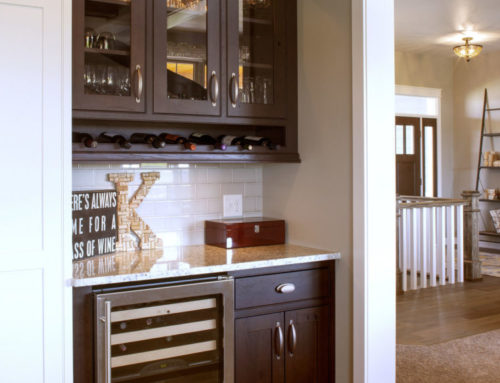 Beverage Cabinetry