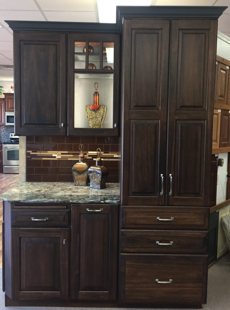 Pantry Cabinetry and Coffee Bar