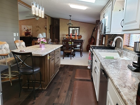 Kitchen Remodel Customized